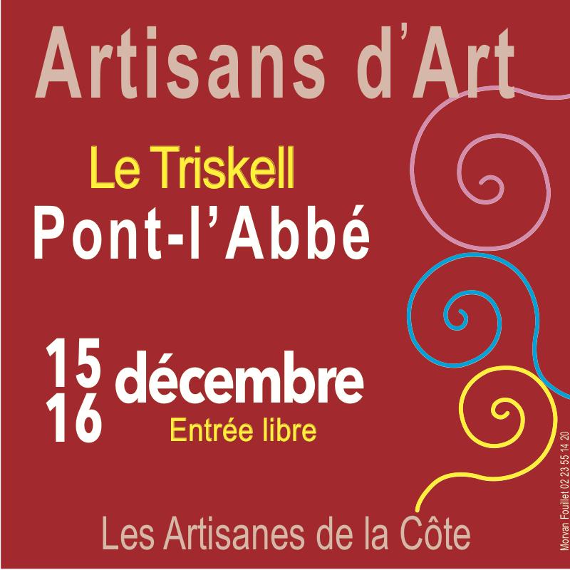 Artisans d'Art - Le Triskell - Pont-l'Abbé
